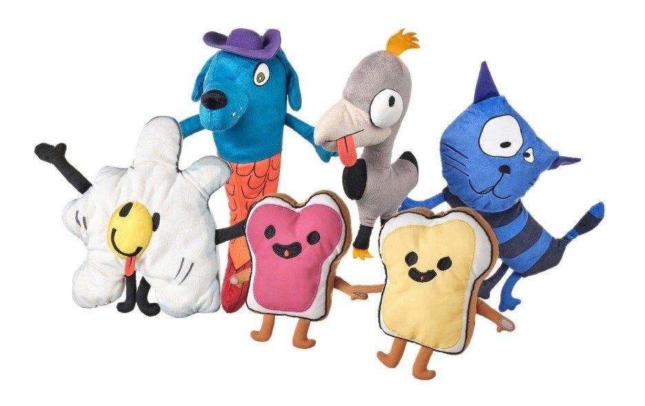 Zabawki małych projektantów po raz kolejny znajdą się w kolekcji IKEA SAGOSKATT, a wśród nich projekt 7-letniej Zosi z Wągrowca w Polsce!