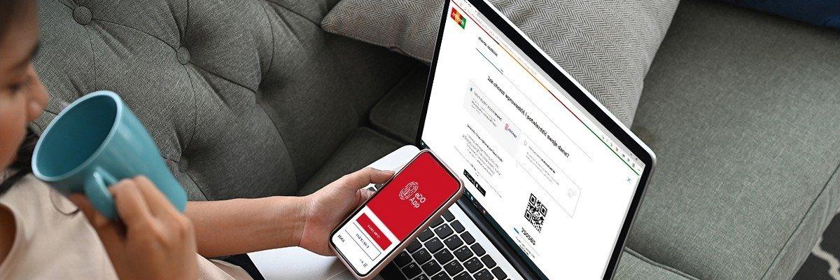 mBank prezentuje: konto otworzysz całkowicie zdalnie dzięki e-dowodowi i eDO App