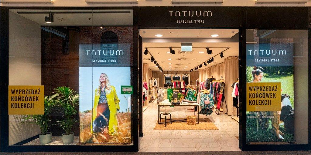 Nowa marka slow-fashion w Alfa Centrum. Salon Tatuum już otwarty
