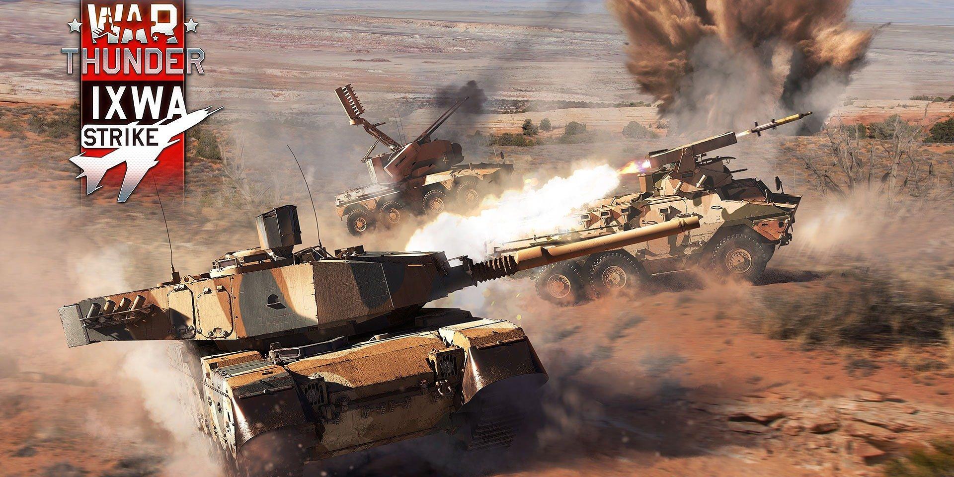 Do War Thunderu dorazily nové letecké technologie a jihoafrická bojová vozidla