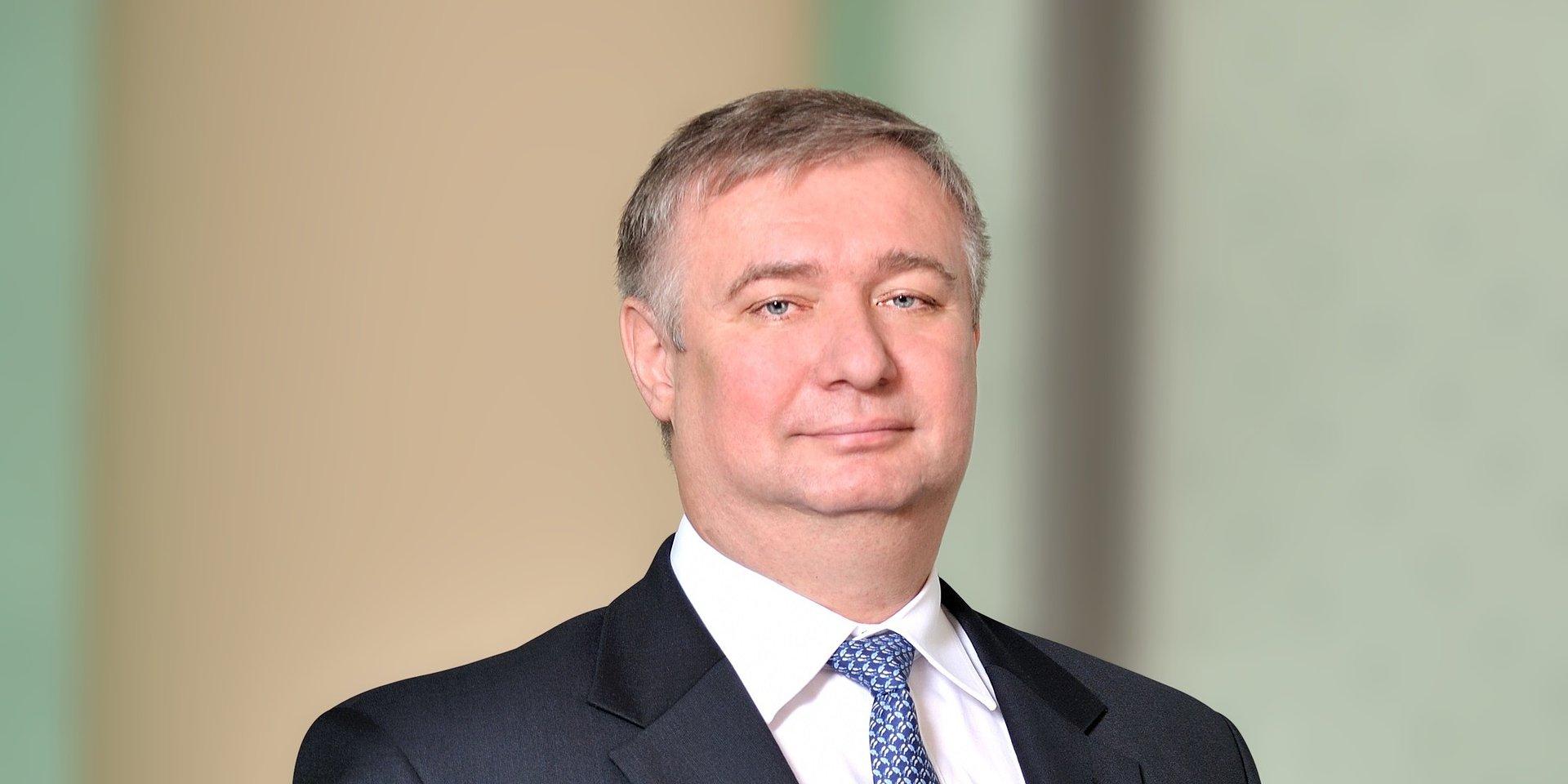 Sławomir Nalewajka powołany na stanowisko Dyrektora Zarządzającego Alstom w Polsce, na Ukrainie i w Krajach Bałtyckich