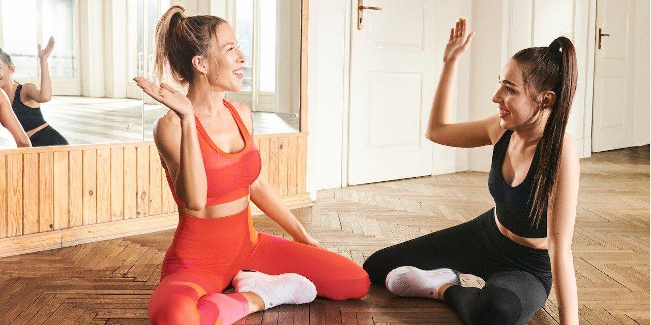 Ewa Chodakowska i Vanessa Florczak w najnowszej kampanii Watch Us Move dla adidas