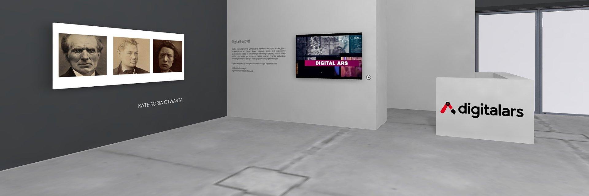 Wystawa Digital Ars. Duet człowiek – technologia potrafi tworzyć sztukę na najwyższym poziomie