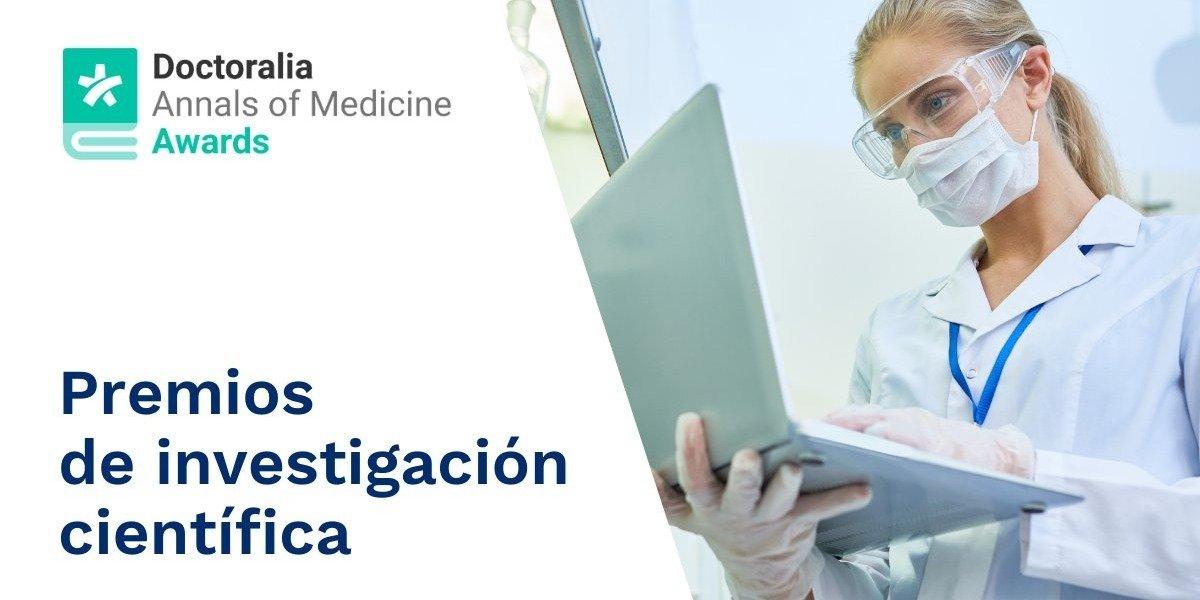Los premios de investigación científica Doctoralia Annals of Medicine celebran su primera edición