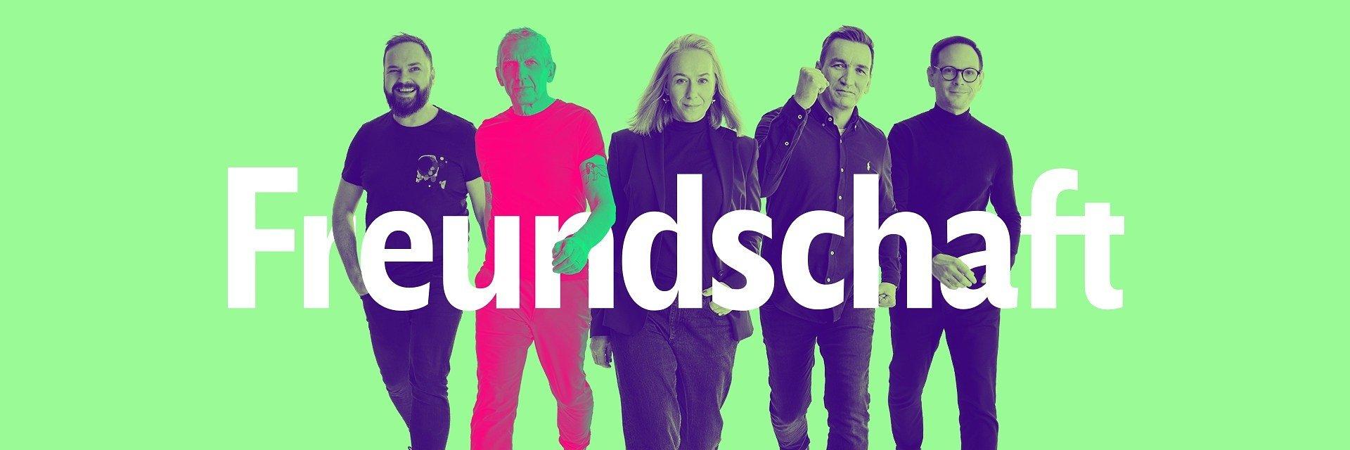 Scholz & Friends Warszawa zmienia nazwę na Freundschaft. Grupa S/F to od dziś Grupa Freundschaft.