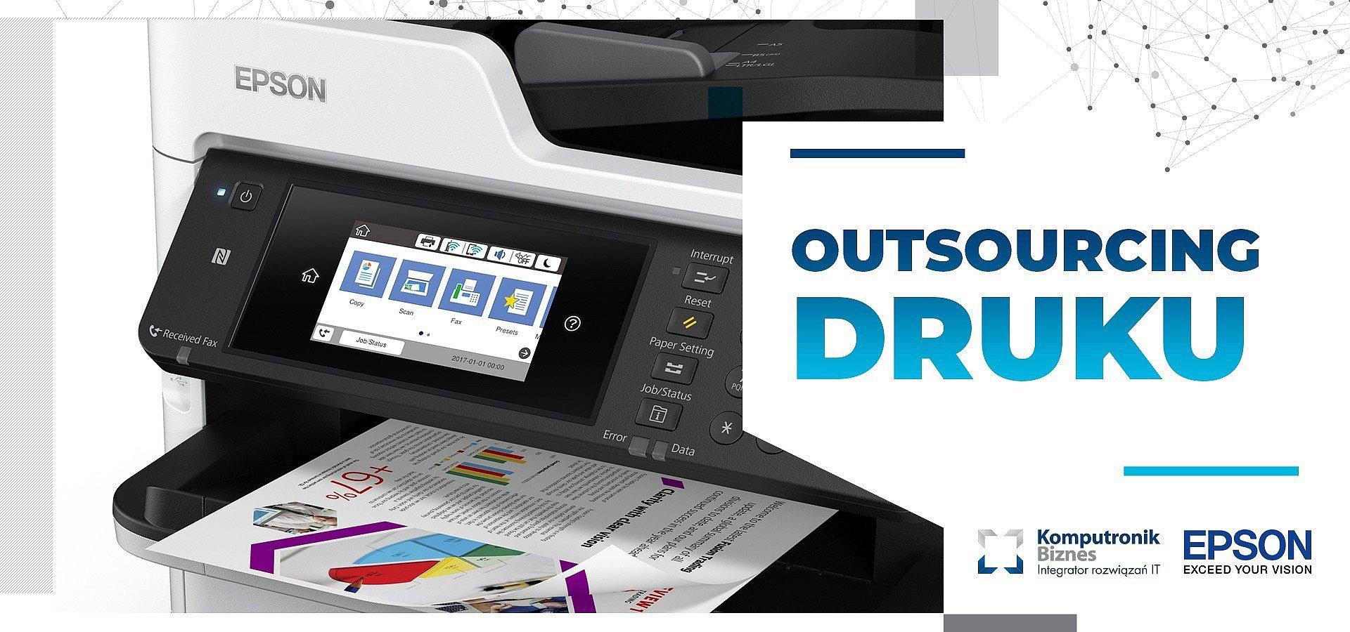Komputronik Biznes podpisuje kolejne umowy na outsourcing druku