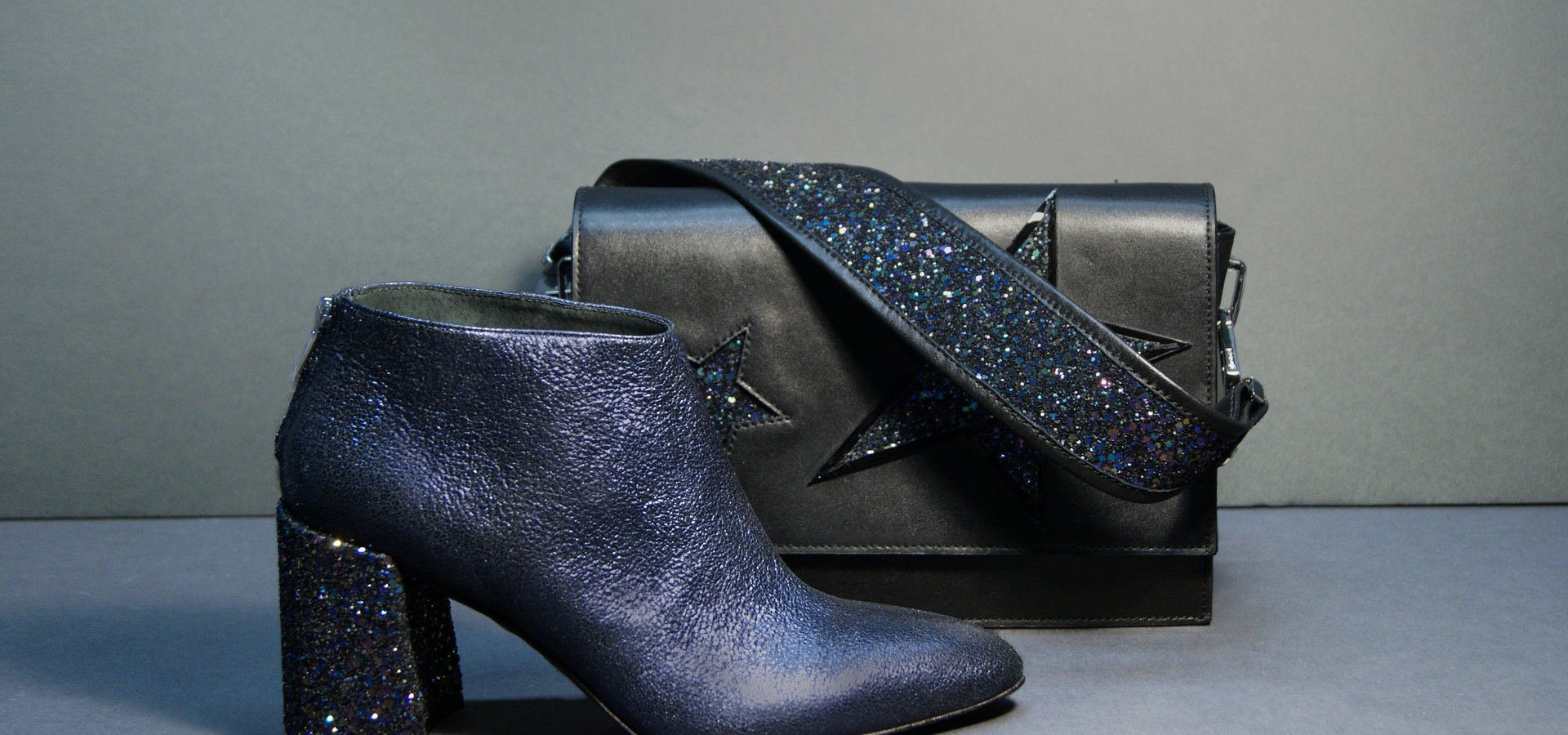 MIDNIGHT GLAM – concept limited collection Gino Rossi