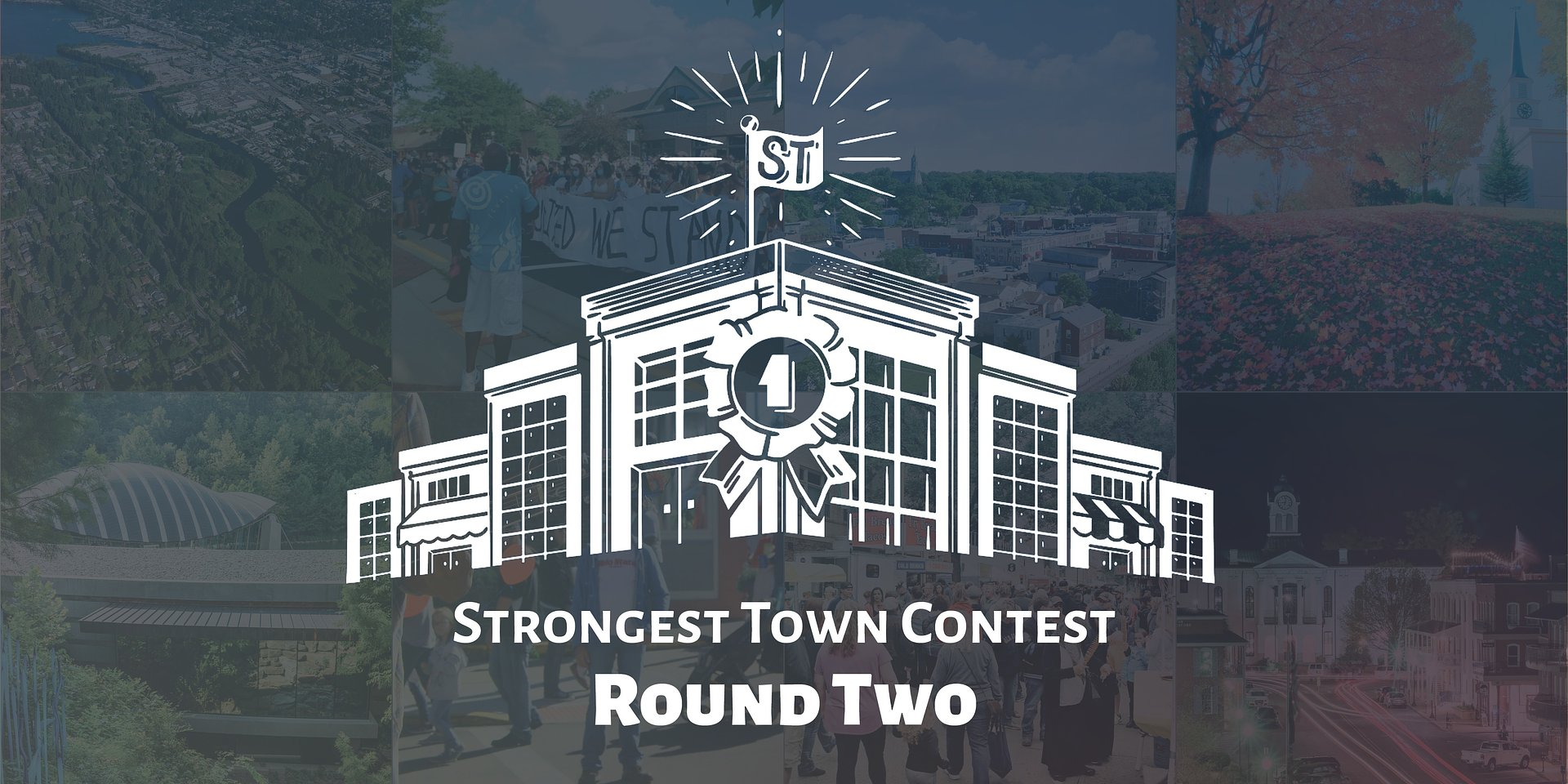 Strongest Town Contest releases photos from continent's most resilient communities
