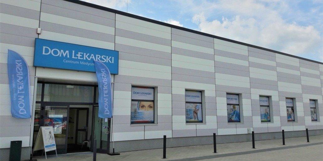 Medicover inwestuje w sieć centrów medycznych Dom Lekarski w Szczecinie