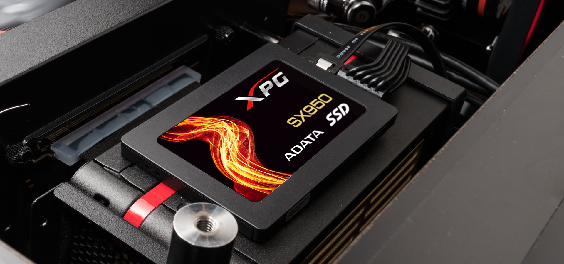 XPG SX950 – pierwszy dysk SSD od ADATA z 6-letnią gwarancją