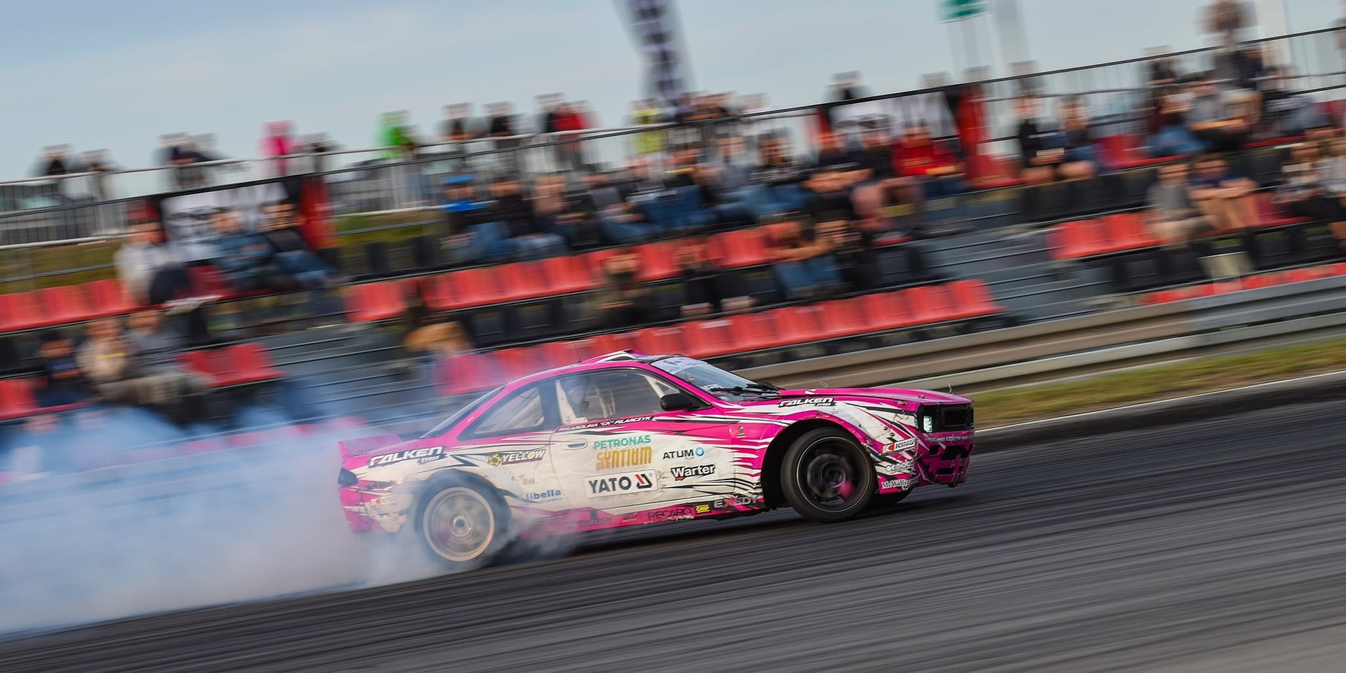 Autodrom Jastrząb announces II edition of its widely popular Drift Cup