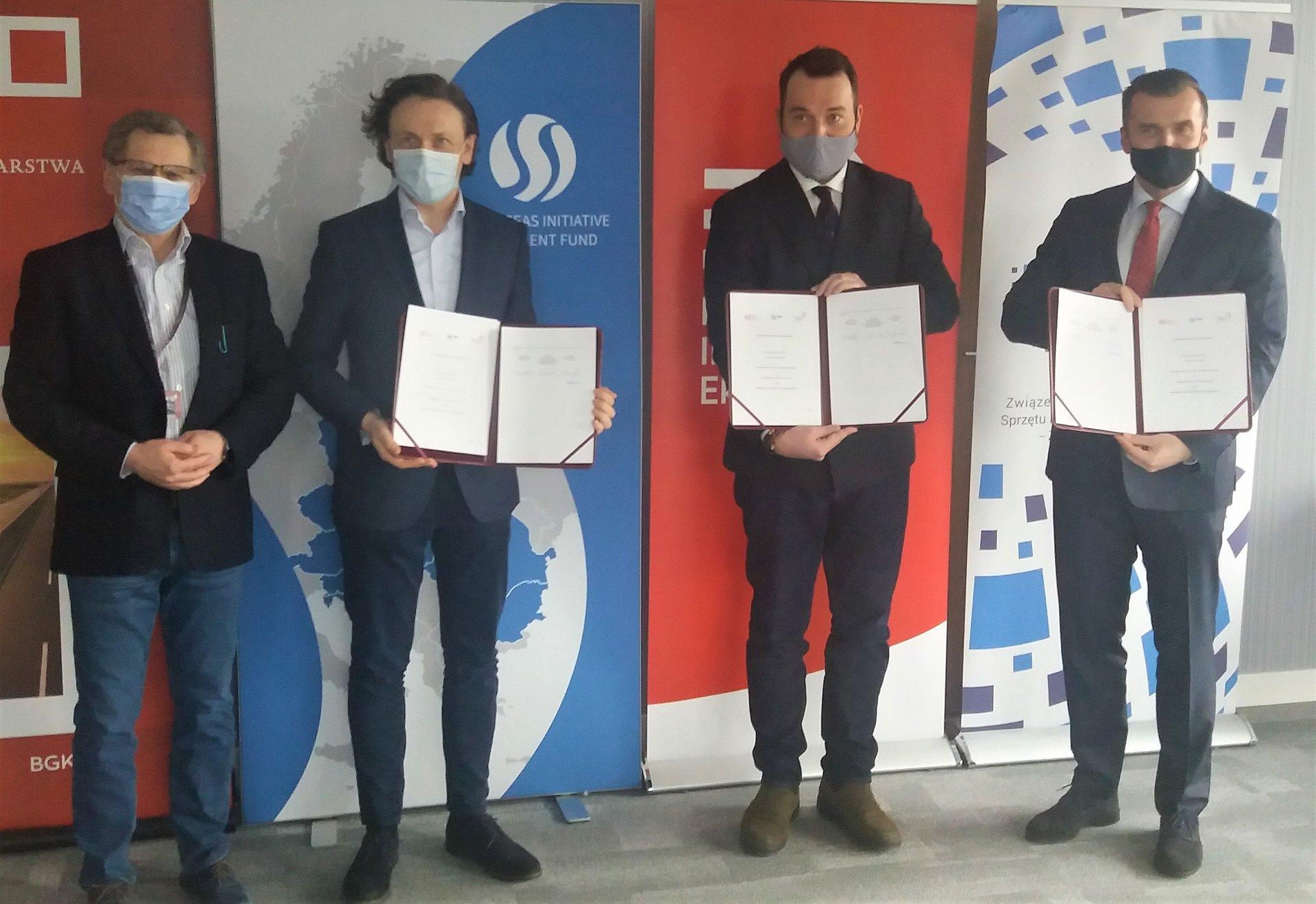 BGK, PIE oraz Cyfrowa Polska będą współpracować na rzecz budowy cyfrowego Trójmorza