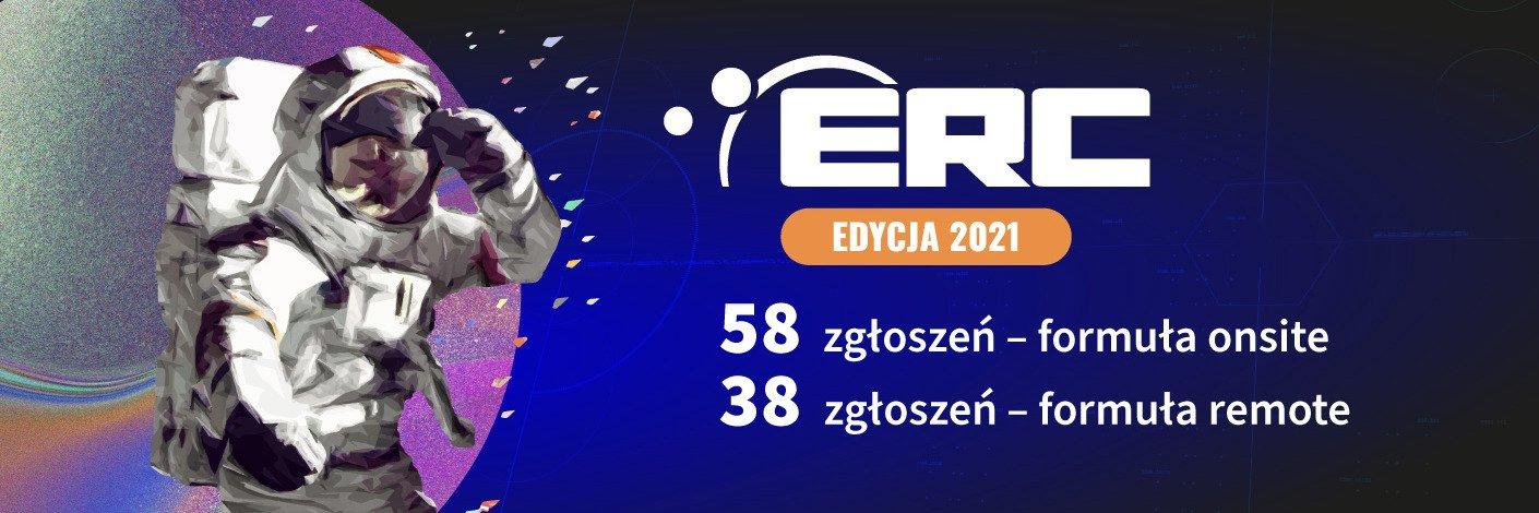 Największy europejski event robotyczno-kosmiczny ERC 2021 odlicza czas do startu!