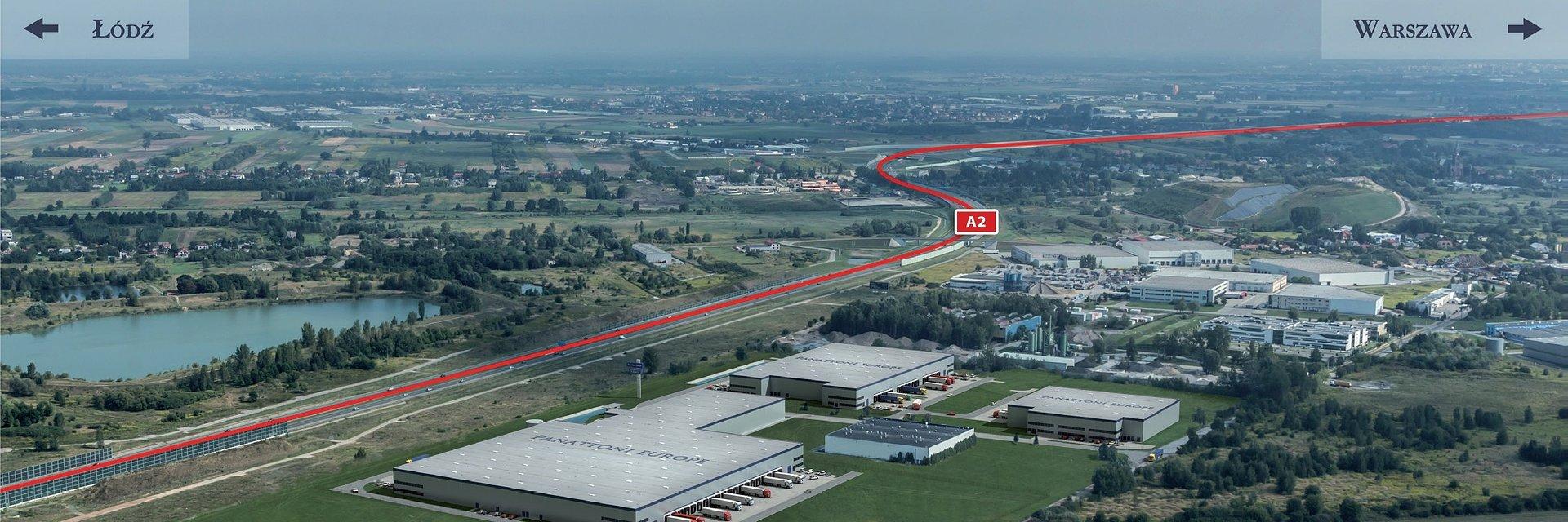 Branża logistyczna coraz mocniejsza w Warszawie