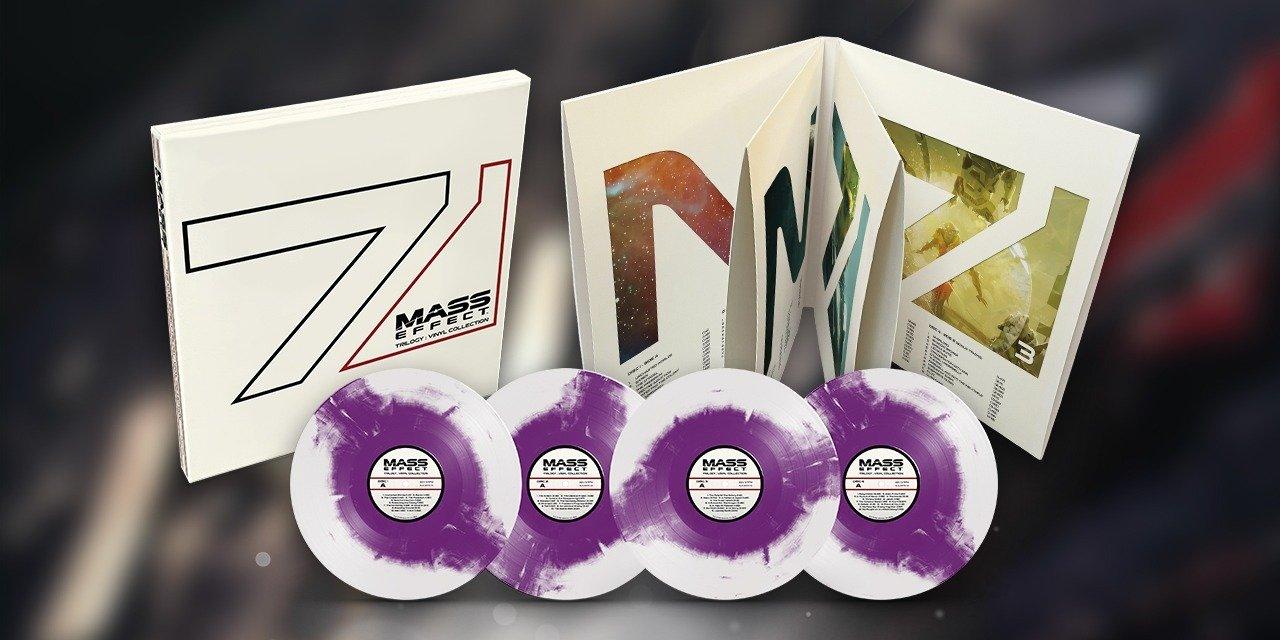 Product Announcement   BWR ME Vinyl Collection 4LP Box Set