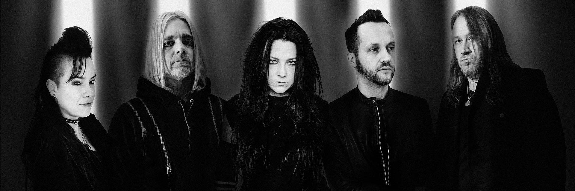 Nowa płyta Evanescence już dostępna!