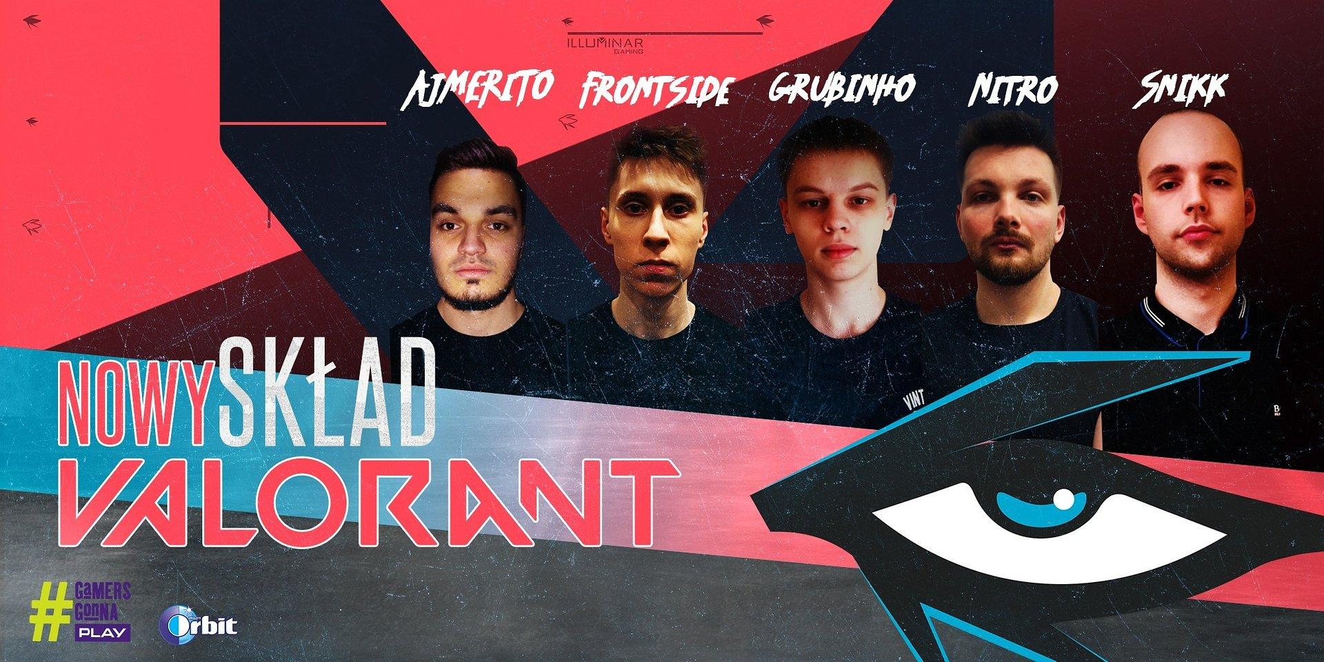 Illuminar Gaming z dywizją VALORANT – do organizacji dołącza drużyna Chakalaka!