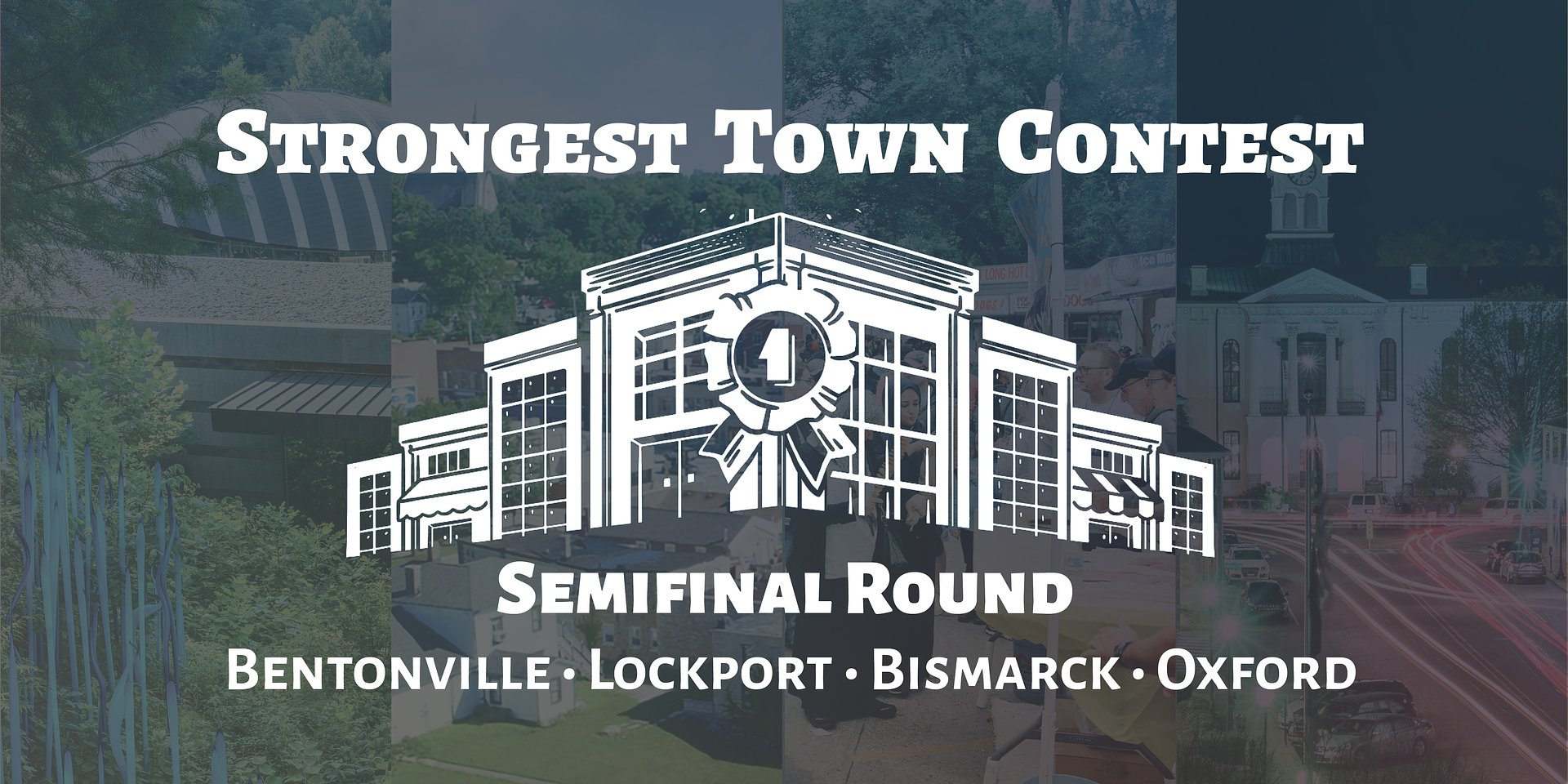 Four towns speak their strength in Strongest Towns semifinals