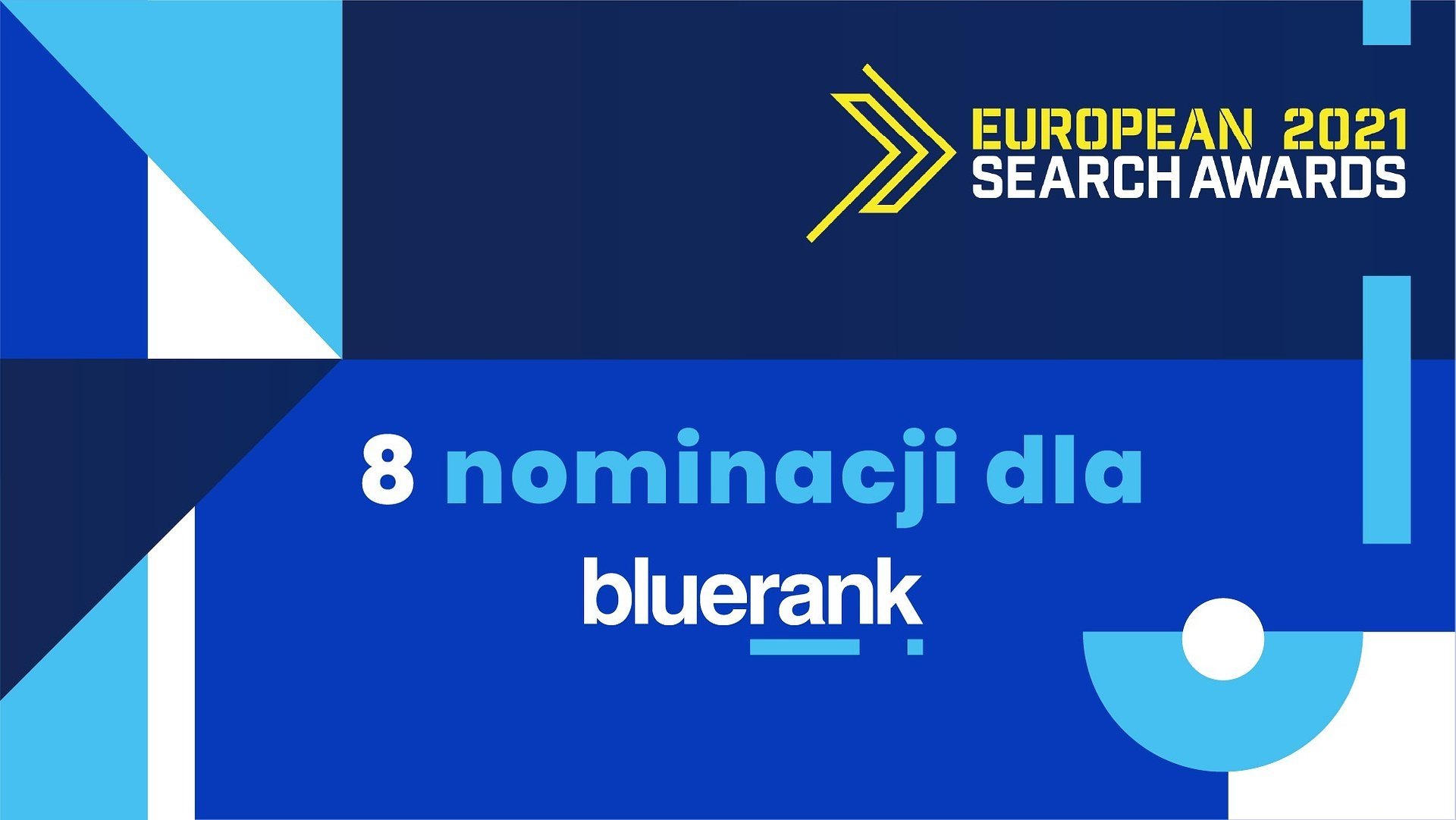 Bluerank z ośmioma nominacjami ESA!