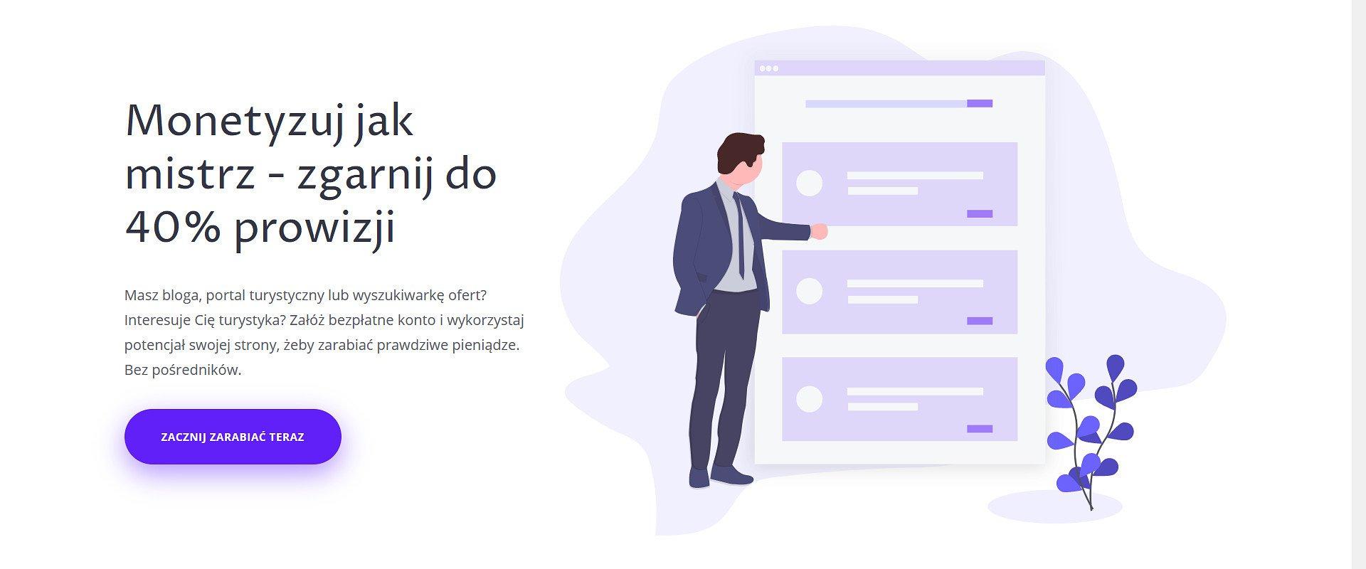 Jak zarobić w programie afiliacyjnym Wakacje.pl? O tym w raporcie interaktywnie.com