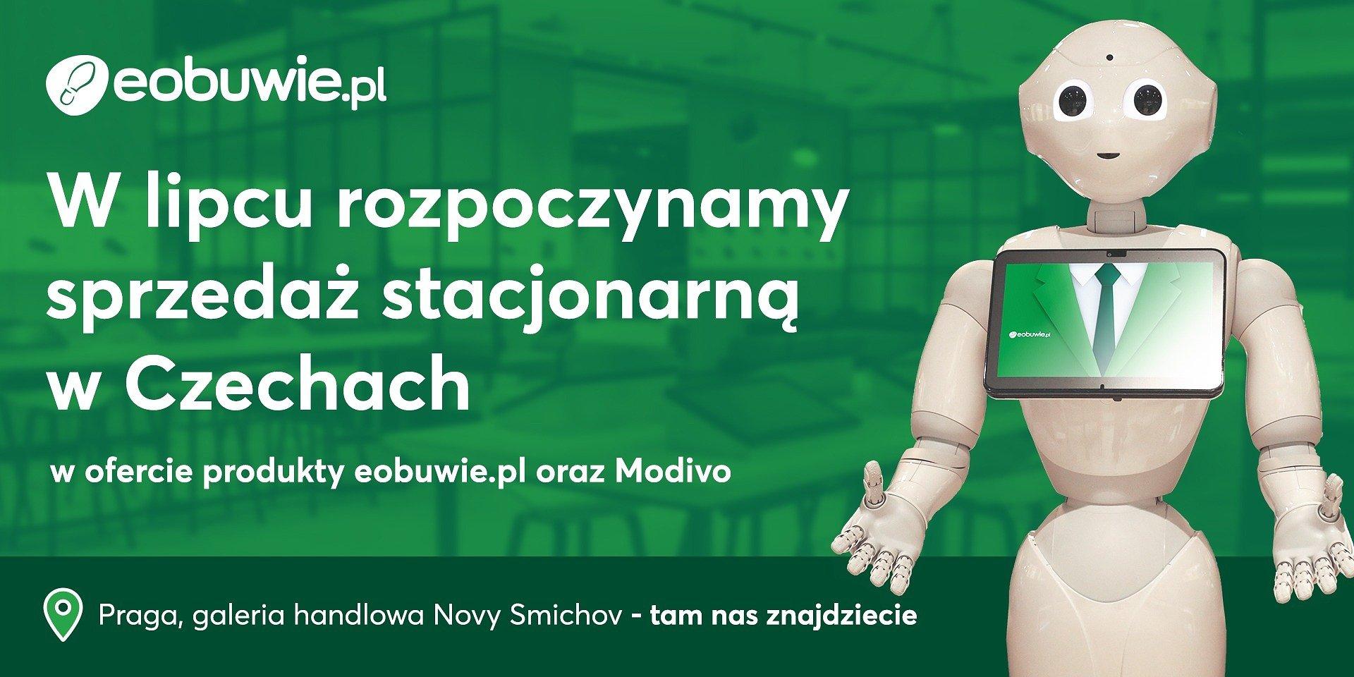 Eobuwie.pl rozpoczyna sprzedaż stacjonarną w Czechach