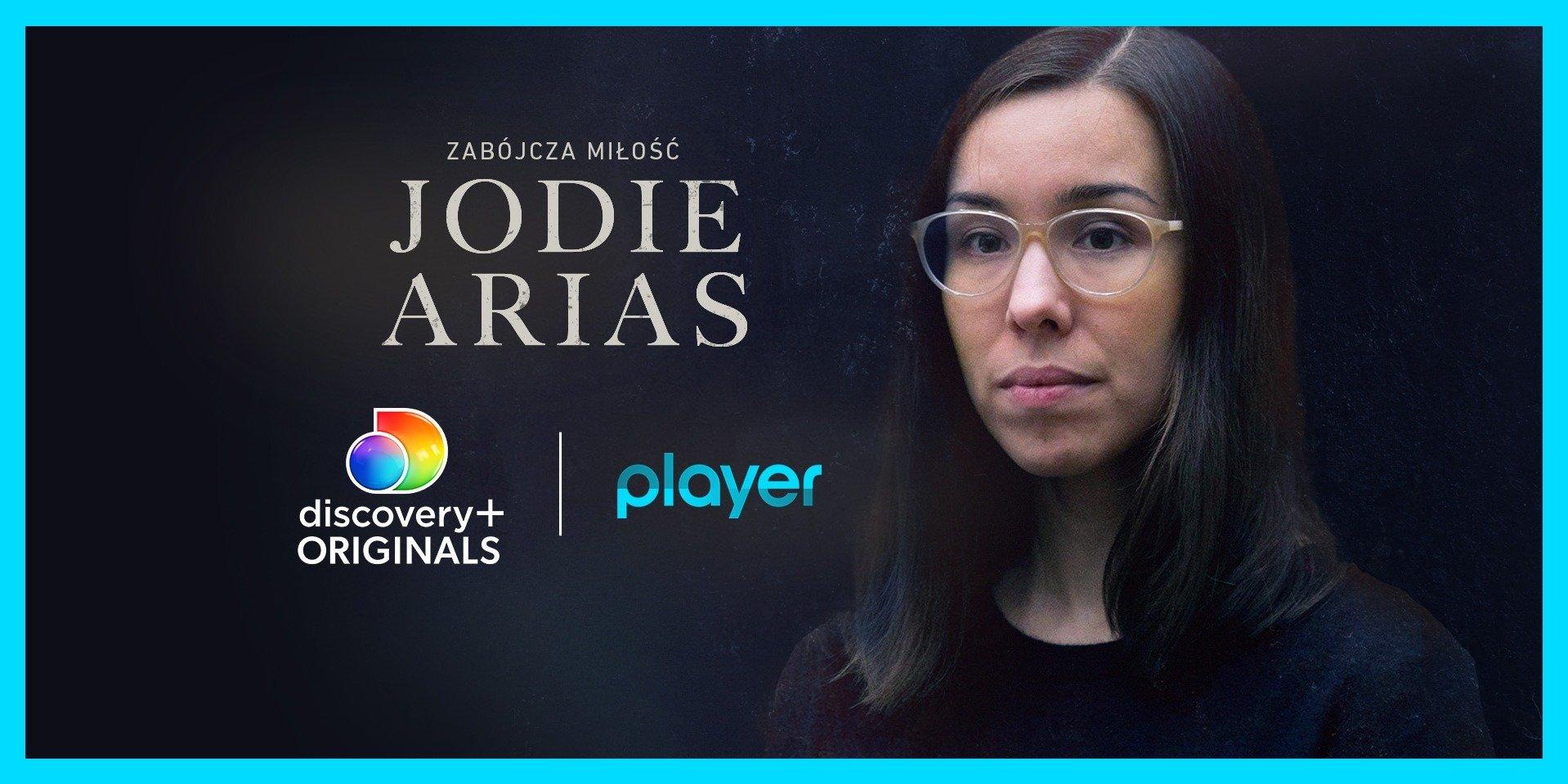 """""""Zabójcza miłość Jodie Arias"""" – nowy dokument discovery+ Originals tylko w Playerze!"""