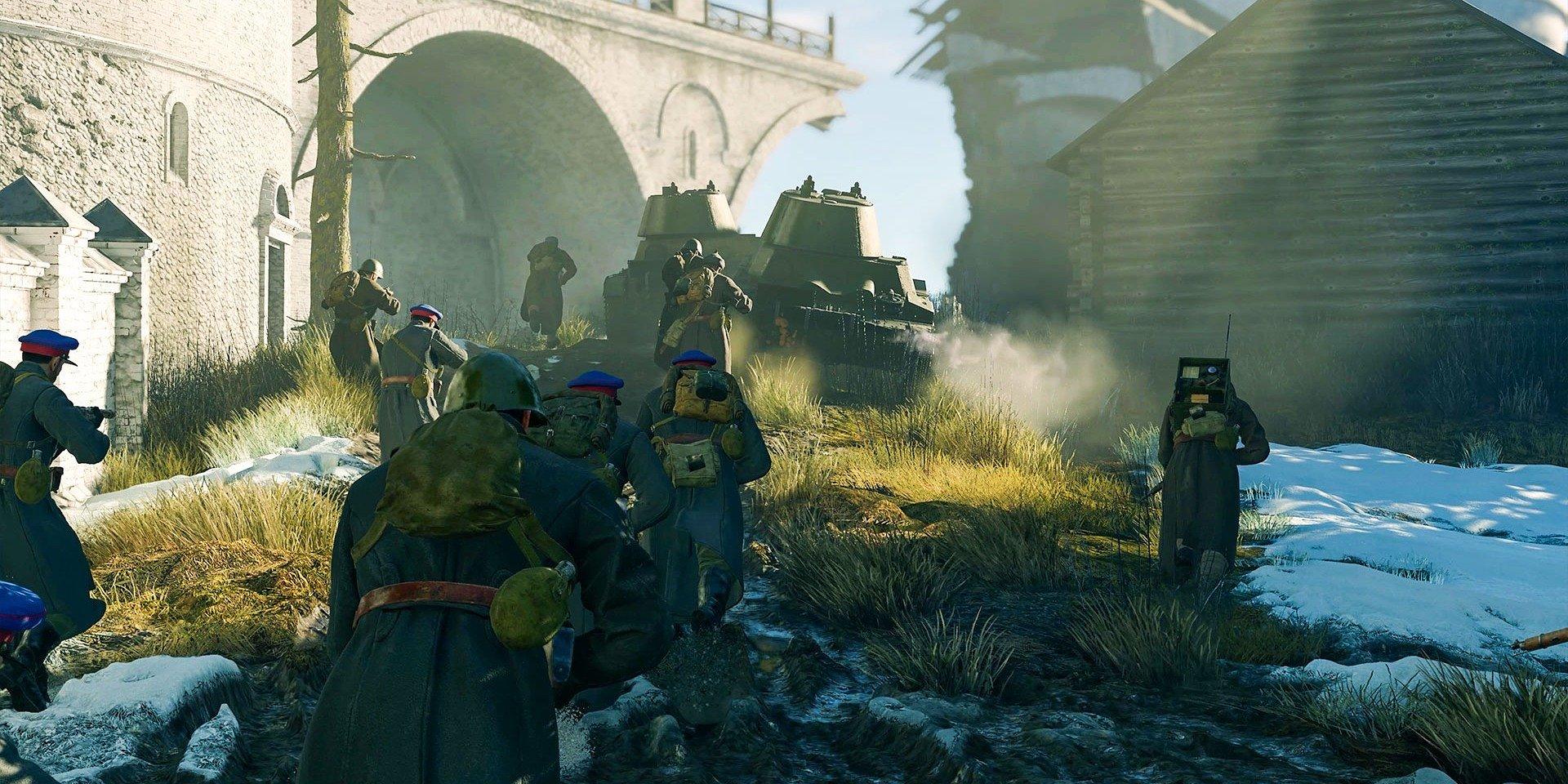 Zamčené Beta Testování hry Enlisted bude dokončeno do dvou týdnů