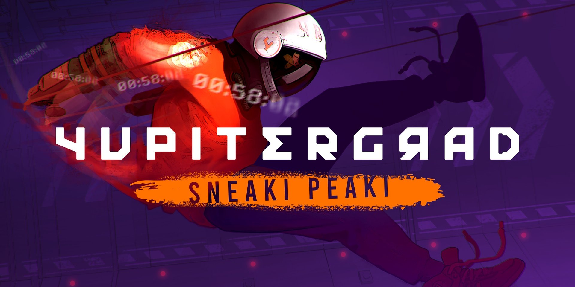 Yupitergrad gets new updates with additional Time Attack levels and a free version called Sneaki Peaki!