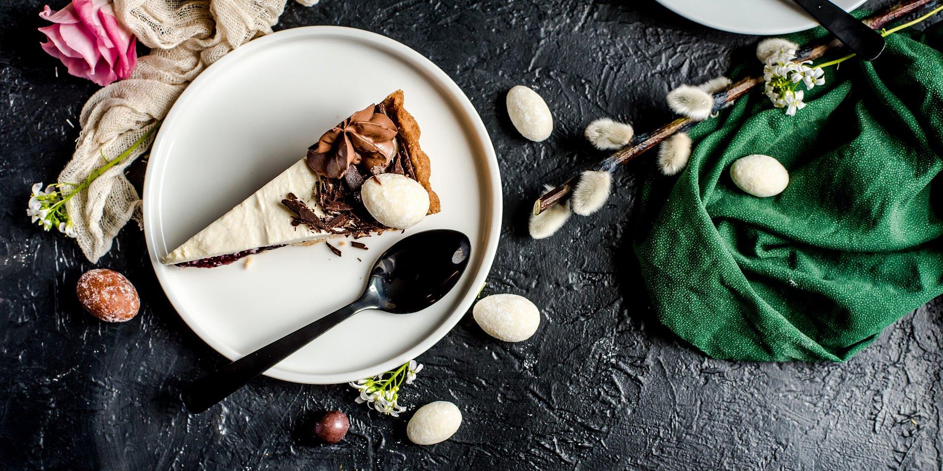 Wielkanocna tradycja z twistem. Zaskocz wszystkich wypiekami o smaku chałwy!