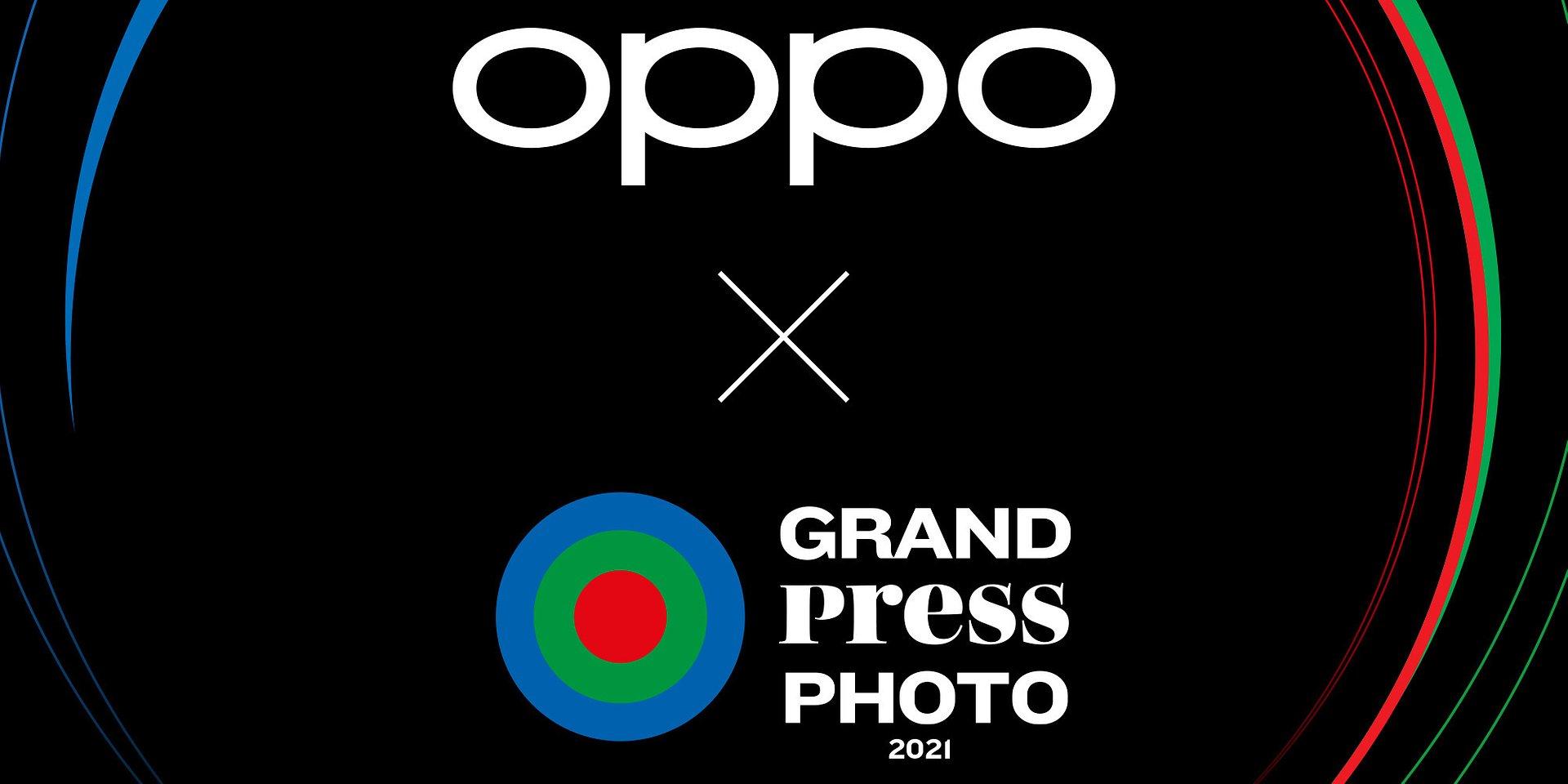 OPPO ponownie partnerem Grand Press Photo