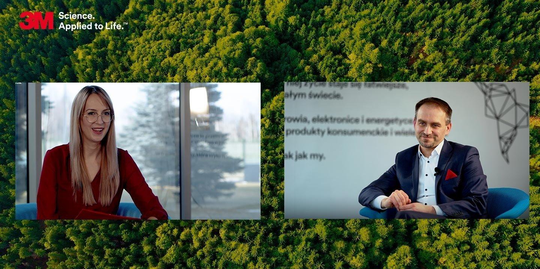 """3M przełącza się w 100 proc. na """"zieloną"""" energię i zapowiada kolejne cele środowiskowe"""