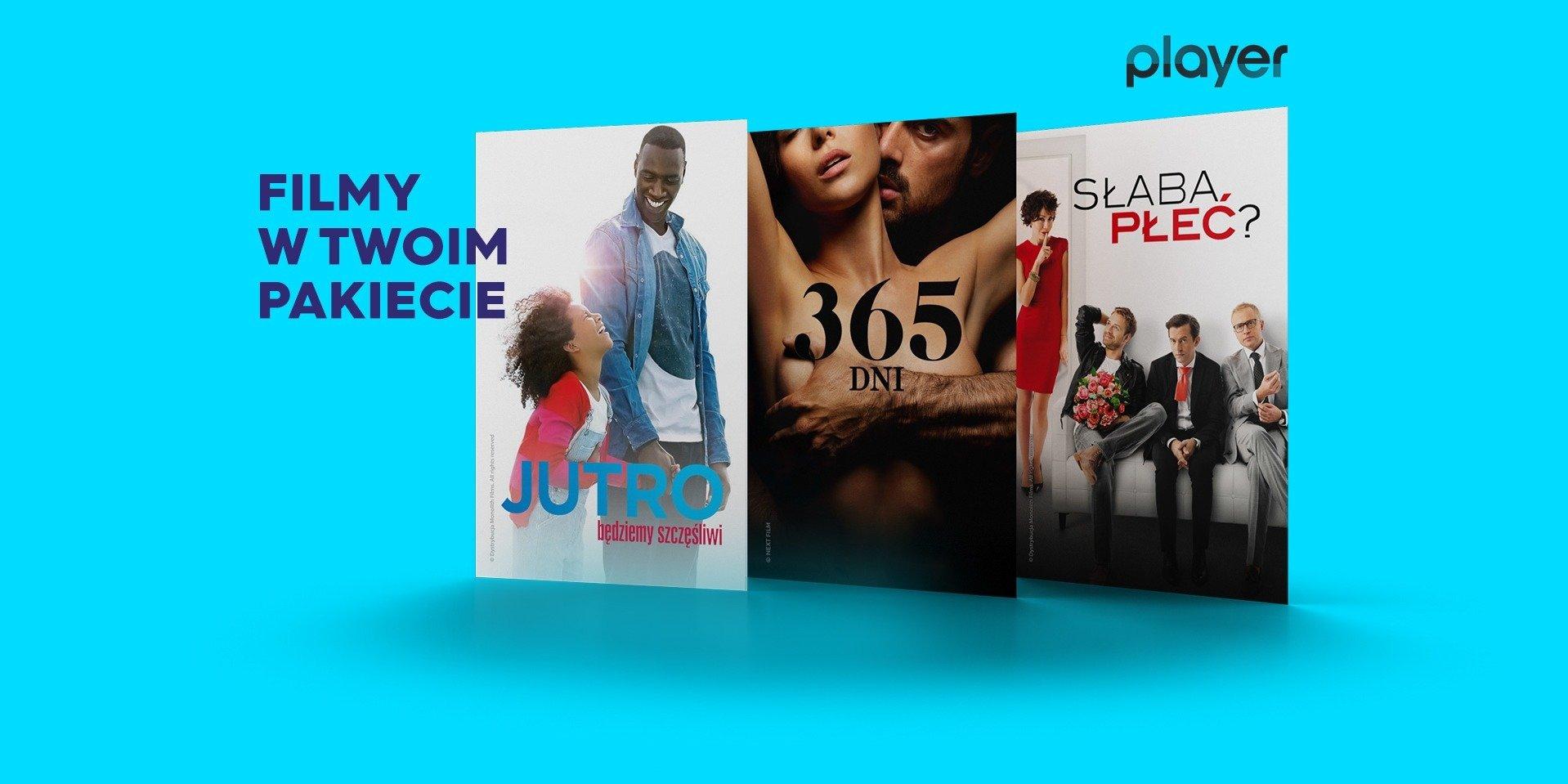 Player poleca filmy i seriale na kwiecień