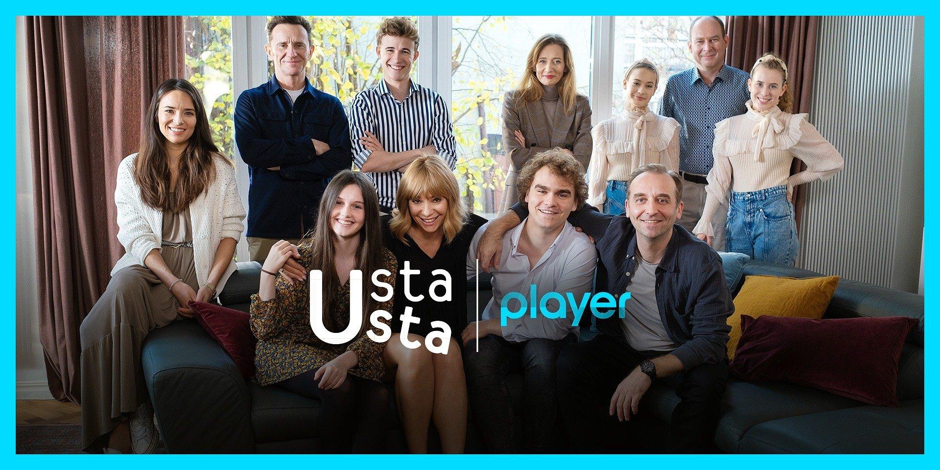 """Nowy sezon """"Usta usta"""" już od 12 kwietnia tylko w Playerze!"""