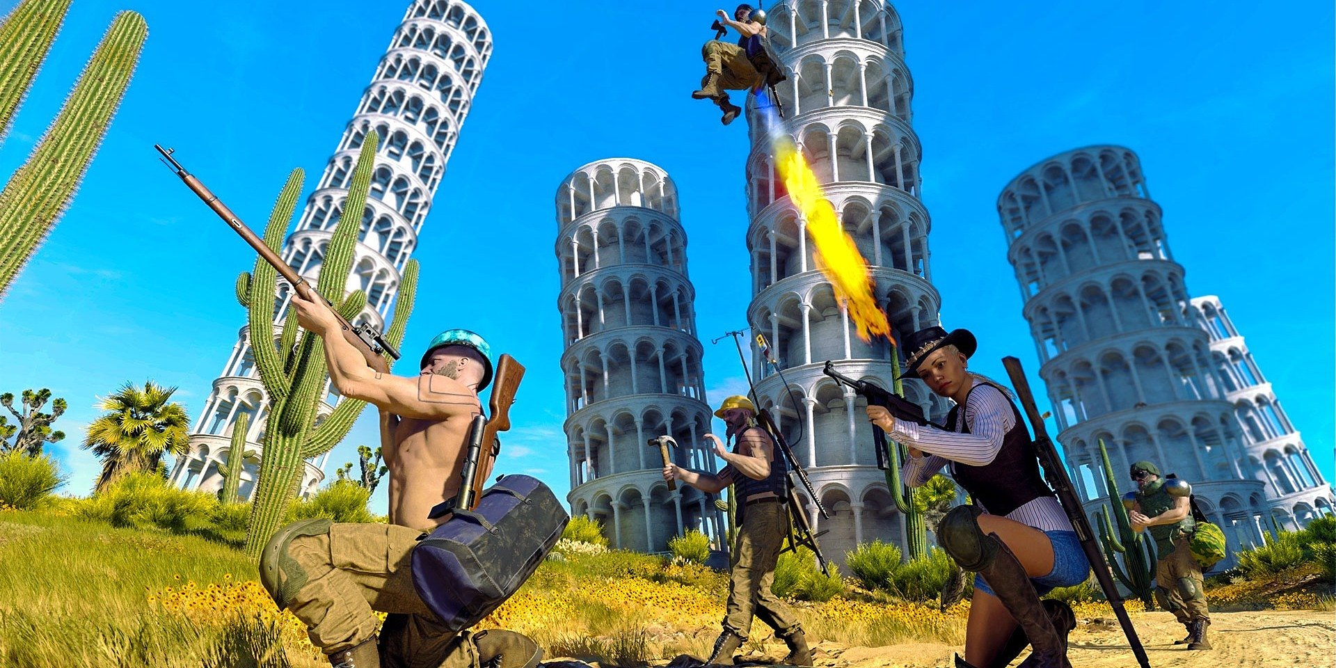 F.A.R.T. Knight játékosok fokozzák dühüket és repülésüket