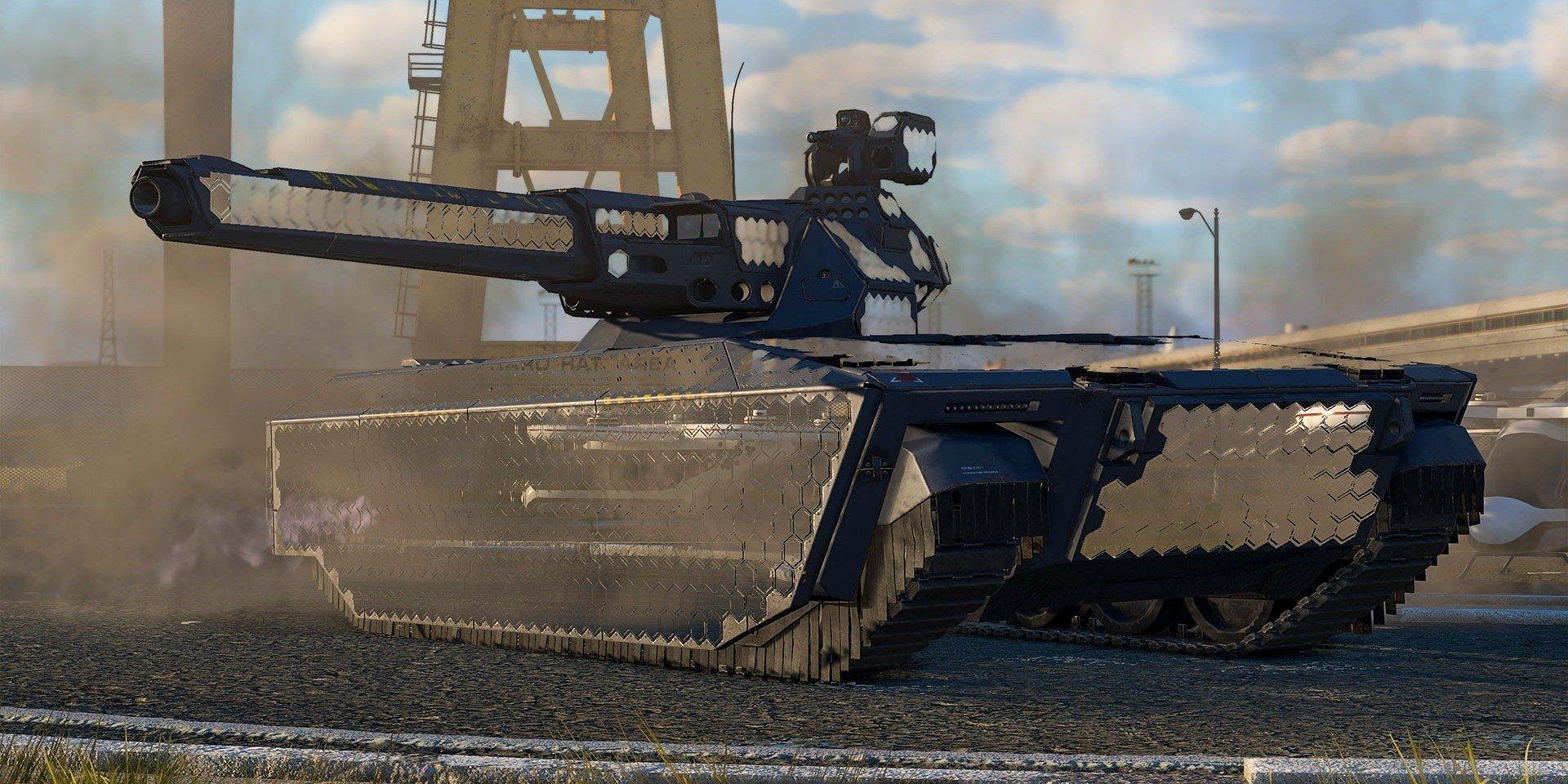 Vojenská simulační aplikace budoucnosti Warfare 2077 je dočasně k dispozici široké veřejnosti