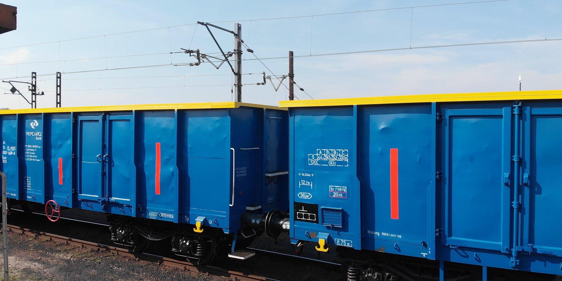 Proste rozwiązanie, wysoka skuteczność – odblaski 3M na wagonach PKP Cargo Service z międzynarodową nagrodą RailTech