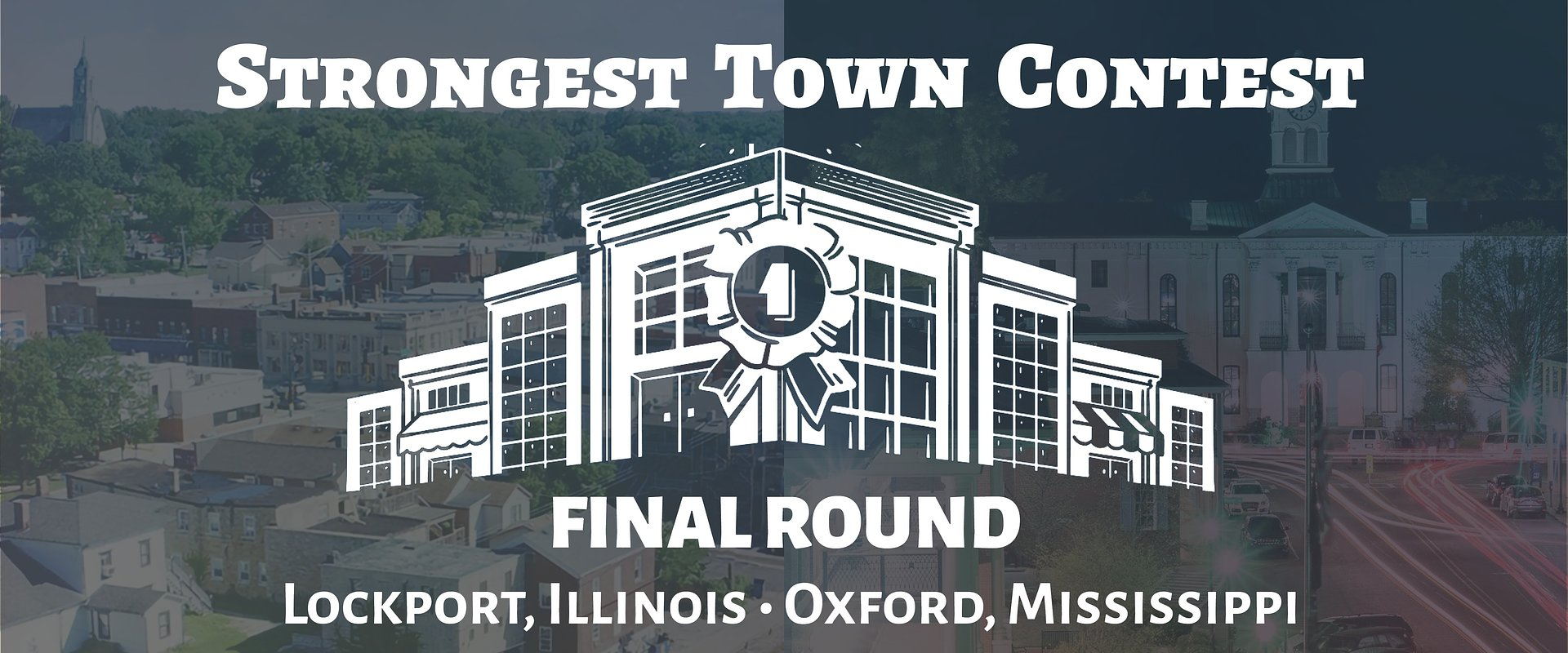 Oxford, Lockport face off in Strongest Town Contest finals