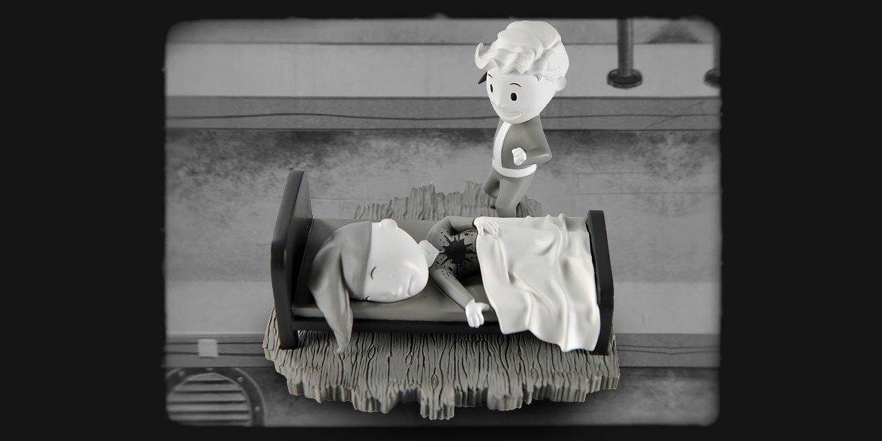 Product Announcement | Vault Boy Mister Sandman Mini Statue #1