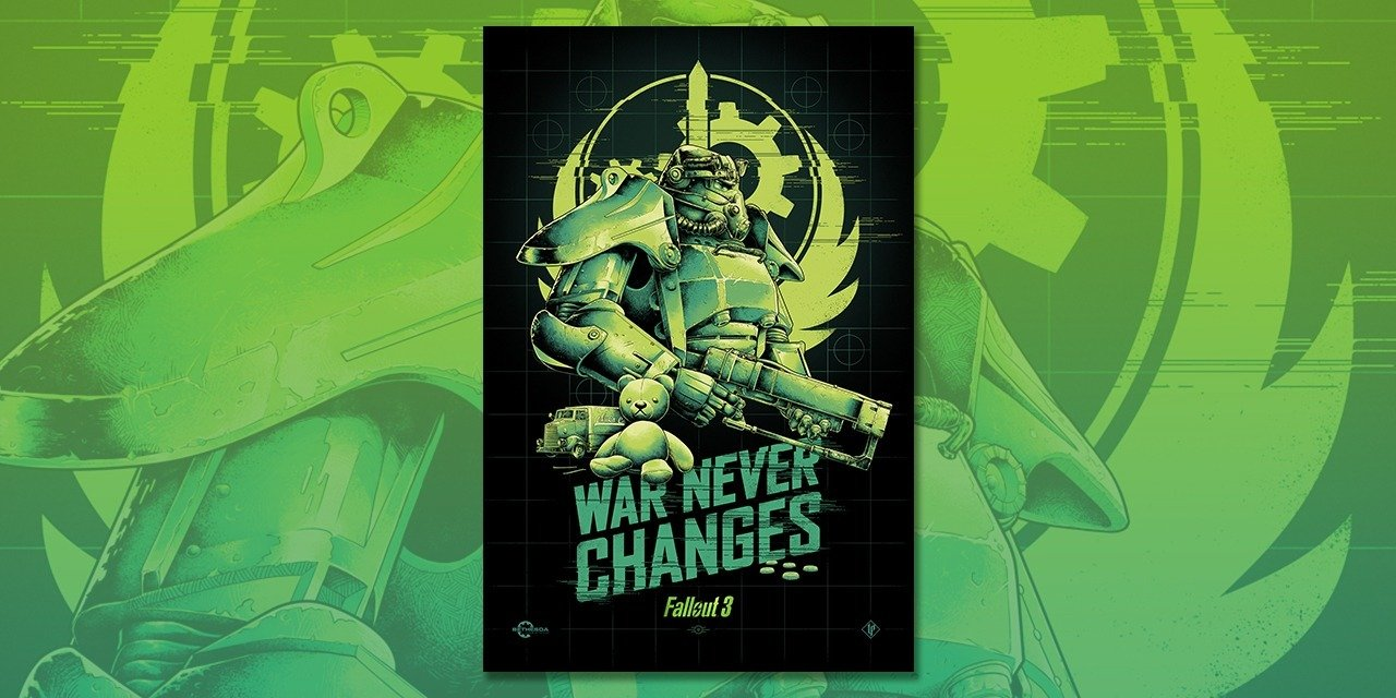 Product Announcement | War Never Changes LE Litho & Tee