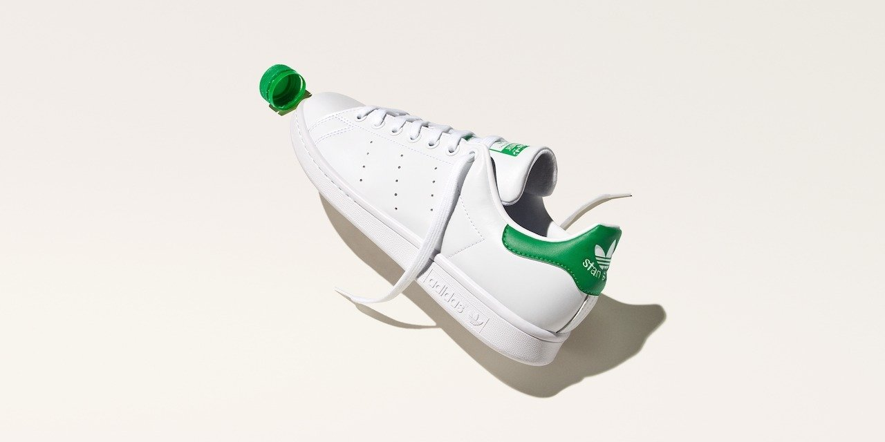 Kultowy model adidas Stan Smith teraz jeszcze bardziej przyjazny środowisku