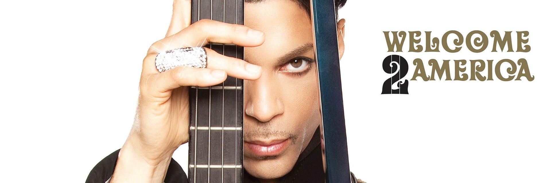 "Nowy album Prince'a ""Welcome 2 America""już 30 lipca!"