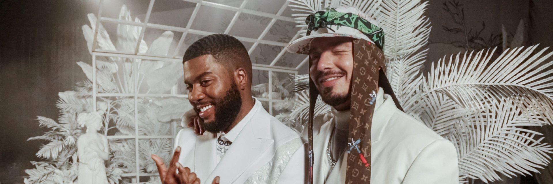 """J Balvin i Khalid w zmysłowym singlu """"Otra Noche Sin Ti"""""""