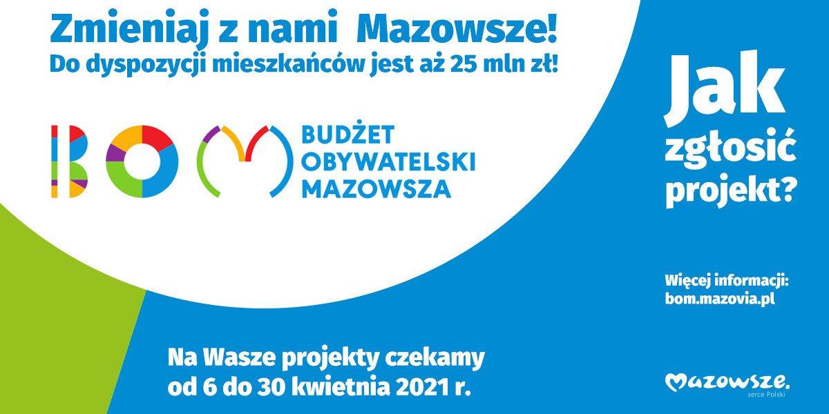 Rusza druga edycja budżetu obywatelskiego Mazowsza