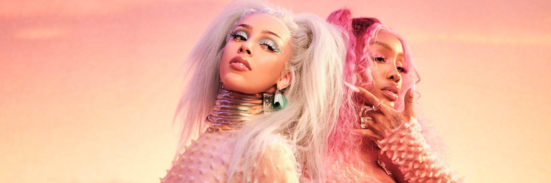 Witajcie na PLANET HER! Doja Cat przedstawia singiel Kiss Me More ft SZA i zapowiada album!