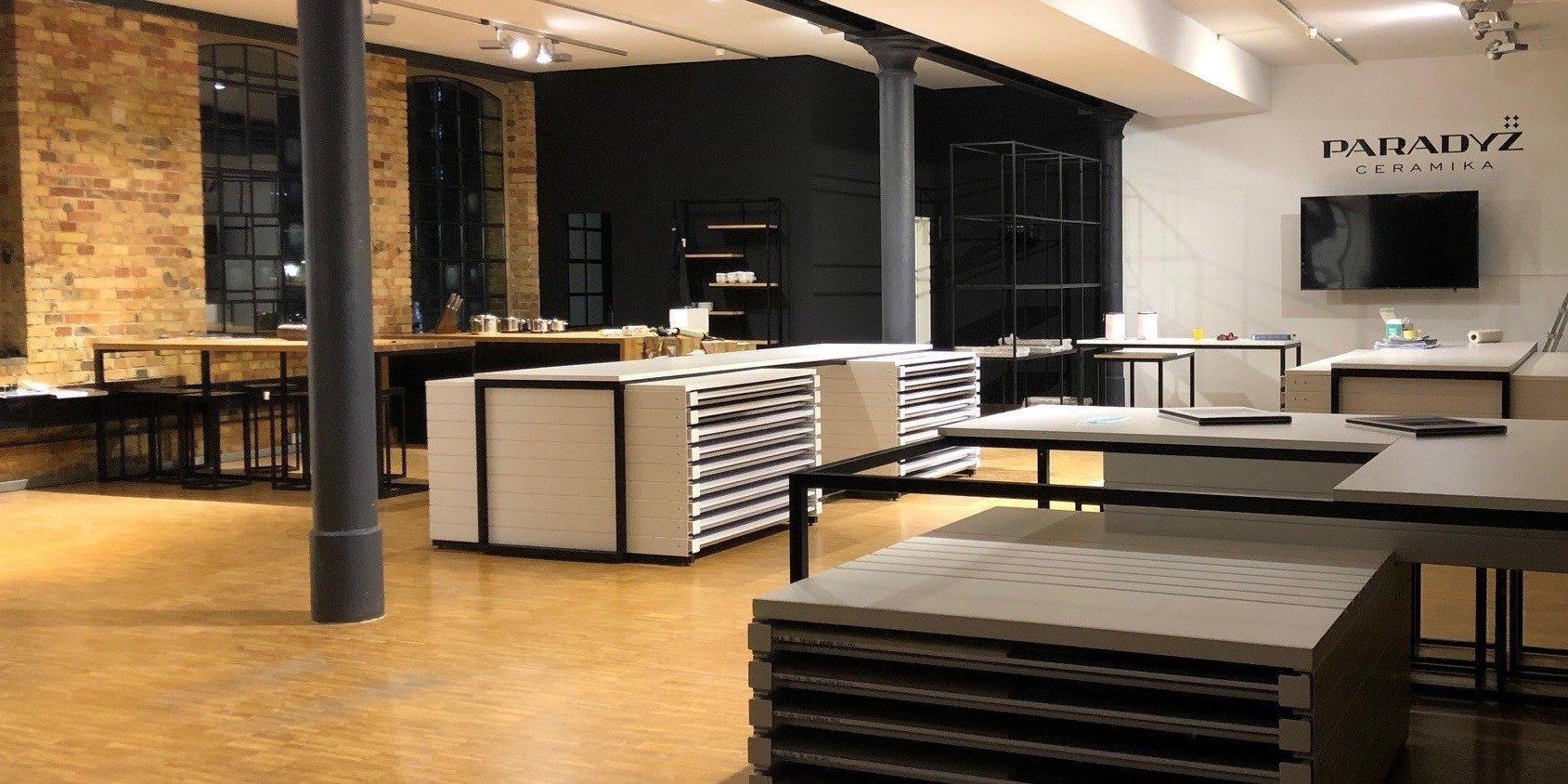 Ceramika Paradyż hat in Deutschland eine GmbH gegründet