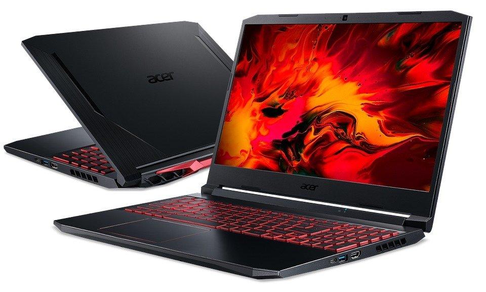 Acer Nitro 5 z kartą graficzną NVIDIA GeForce RTX3060