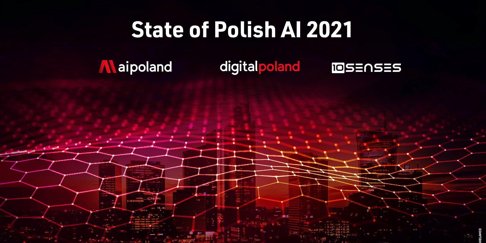 Kto stoi za AI w Polsce? Nowy raport fundacji Digital Poland State of Polish AI