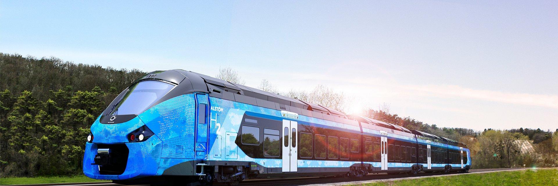Pierwsze zamówienia na pociągi wodorowe Alstom we Francji – historyczny krok w kierunku zrównoważonej mobilności