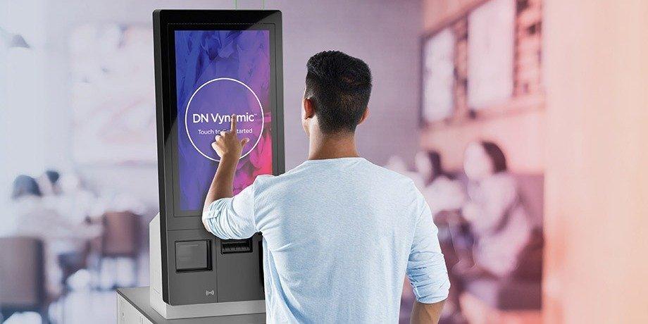 Diebold Nixdorf wprowadza na polski rynek nową serię urządzeń samoobsługowych dla handlu DN Series EASY
