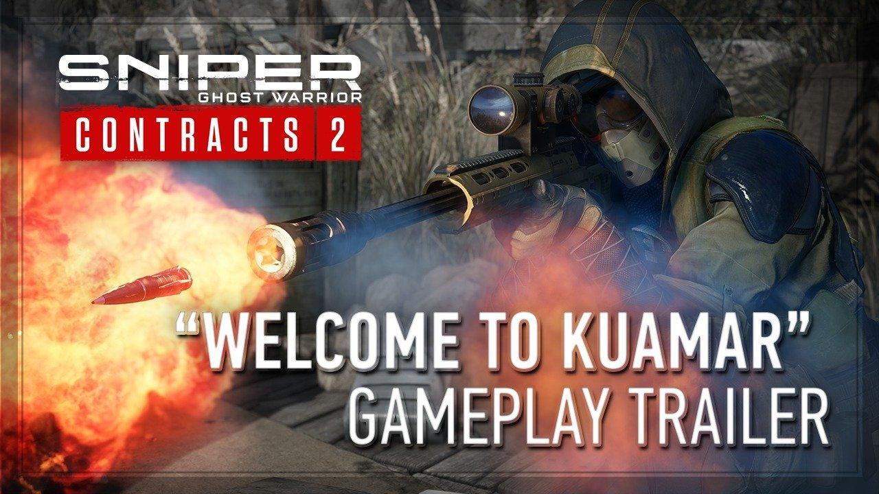 Witamy w Kuamarze. Porywająca kampania Sniper Ghost Warrior Contracts 2 bierze na cel walkę ze zbrodniczym reżimem